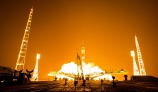 Expedition 40 launch