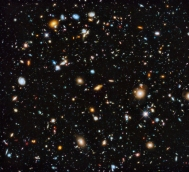 The most colourful image of universe yet